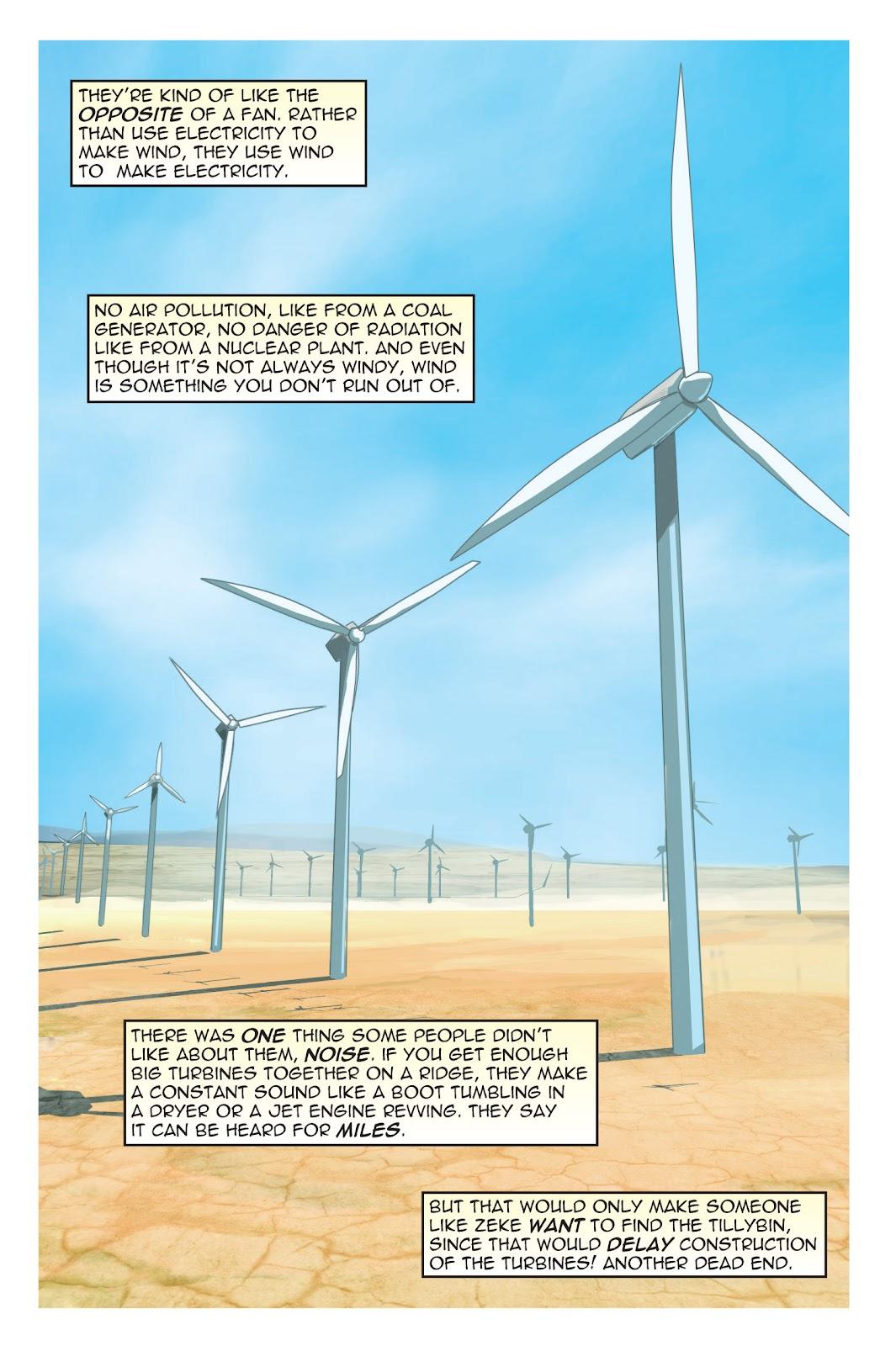Read online Nancy Drew comic -  Issue #19 - 23