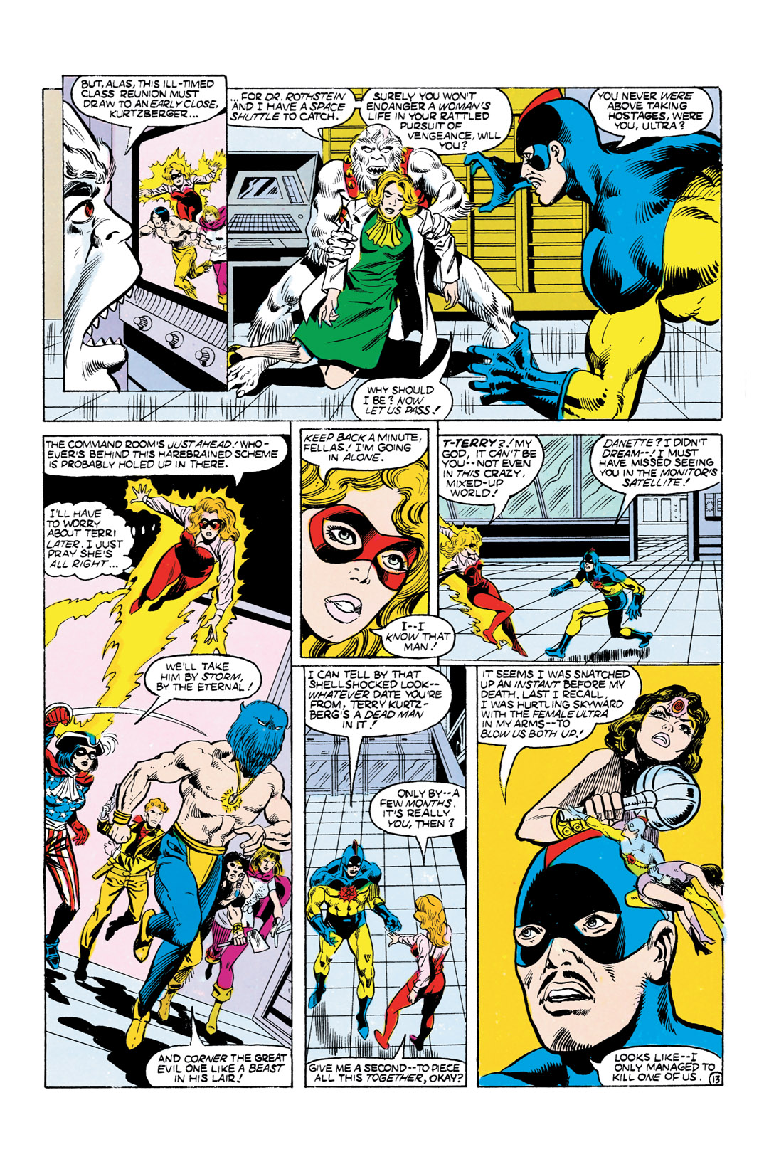 Read online All-Star Squadron comic -  Issue #55 - 14