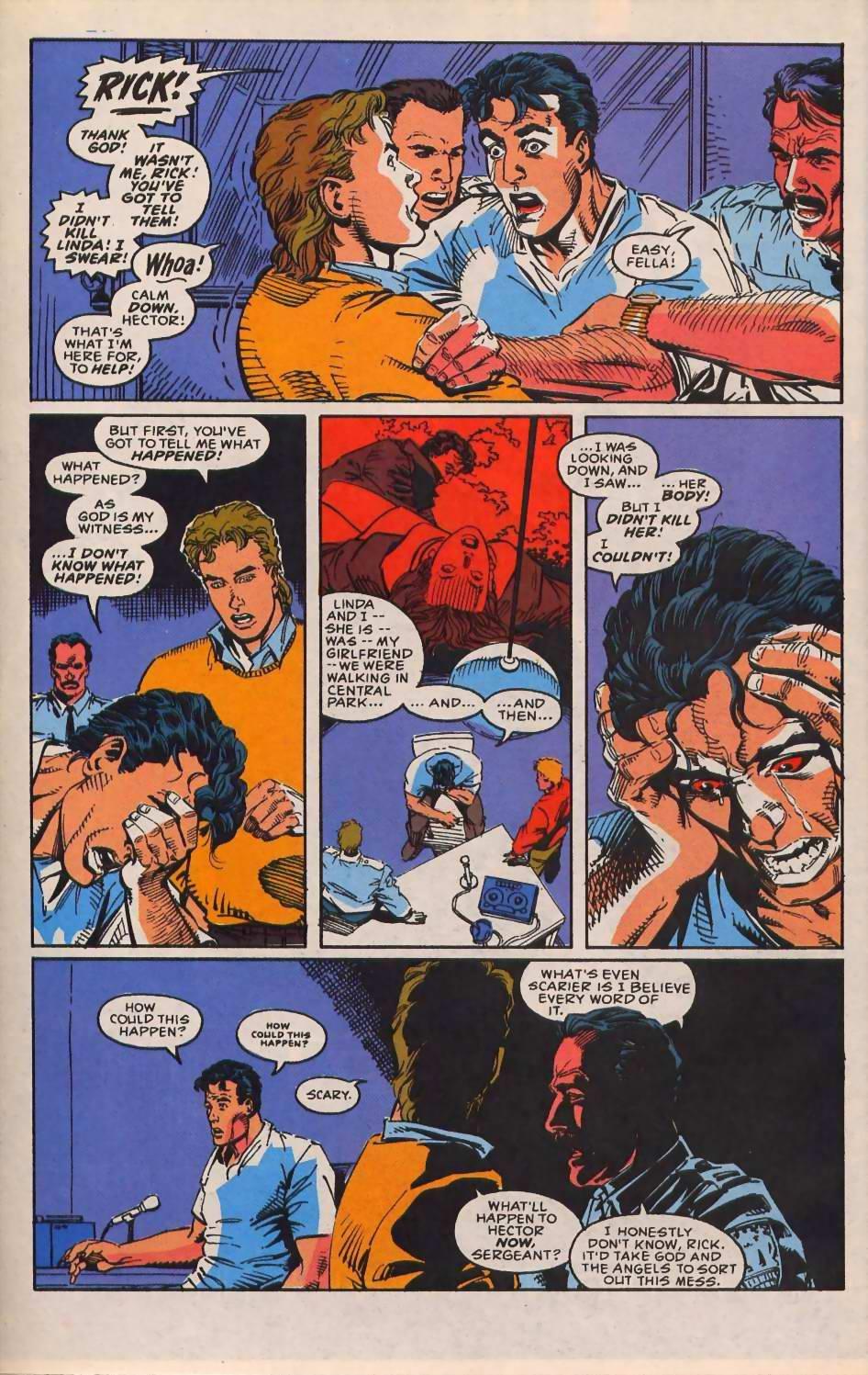 Read online Sleepwalker comic -  Issue #30 - 6
