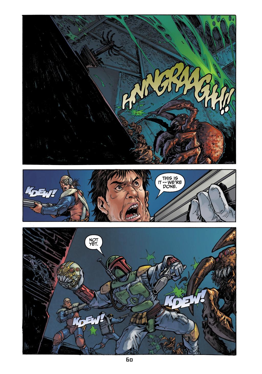 Read online Star Wars Omnibus comic -  Issue # Vol. 33 - 378