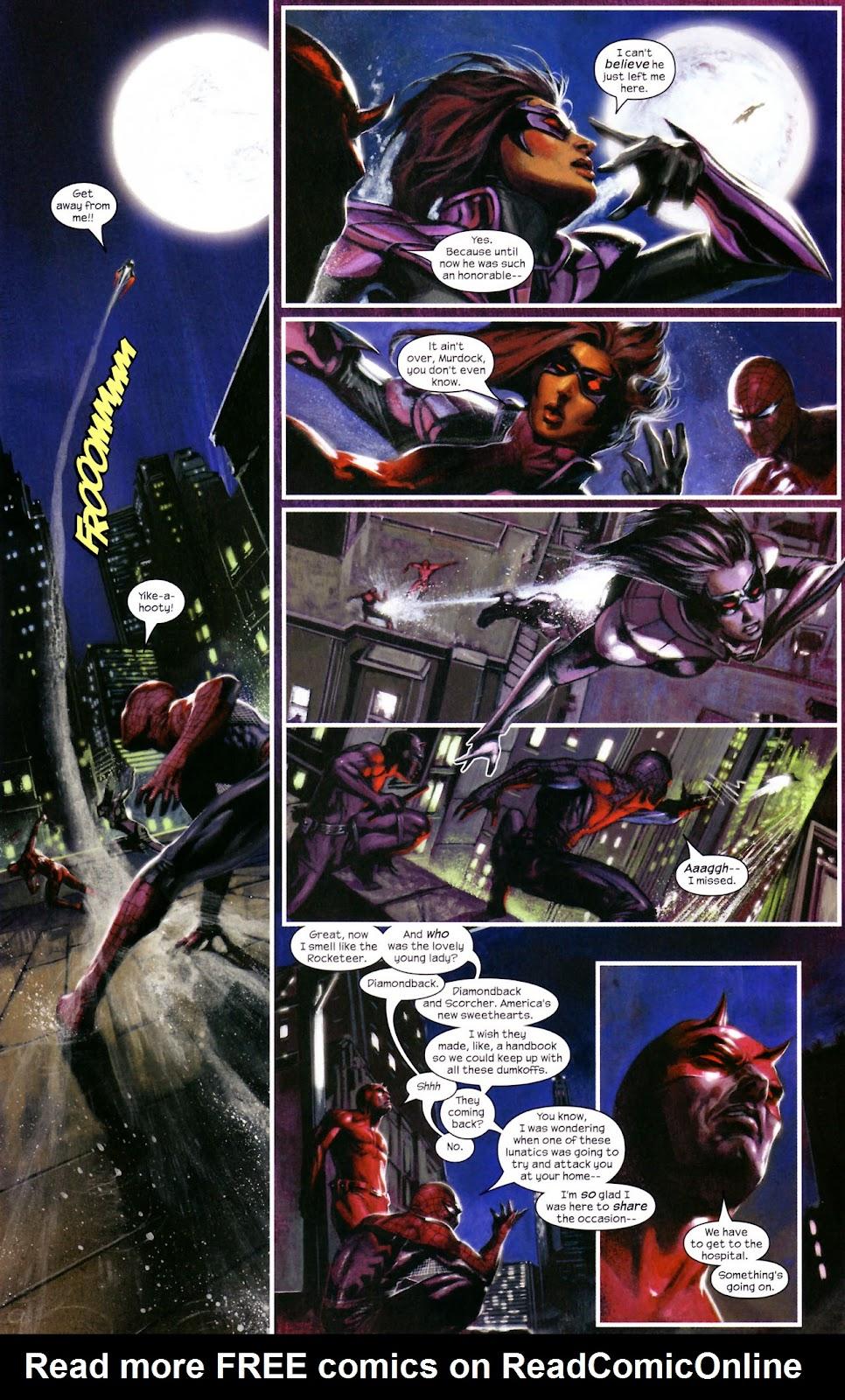 Read online Secret War comic -  Issue #3 - 17