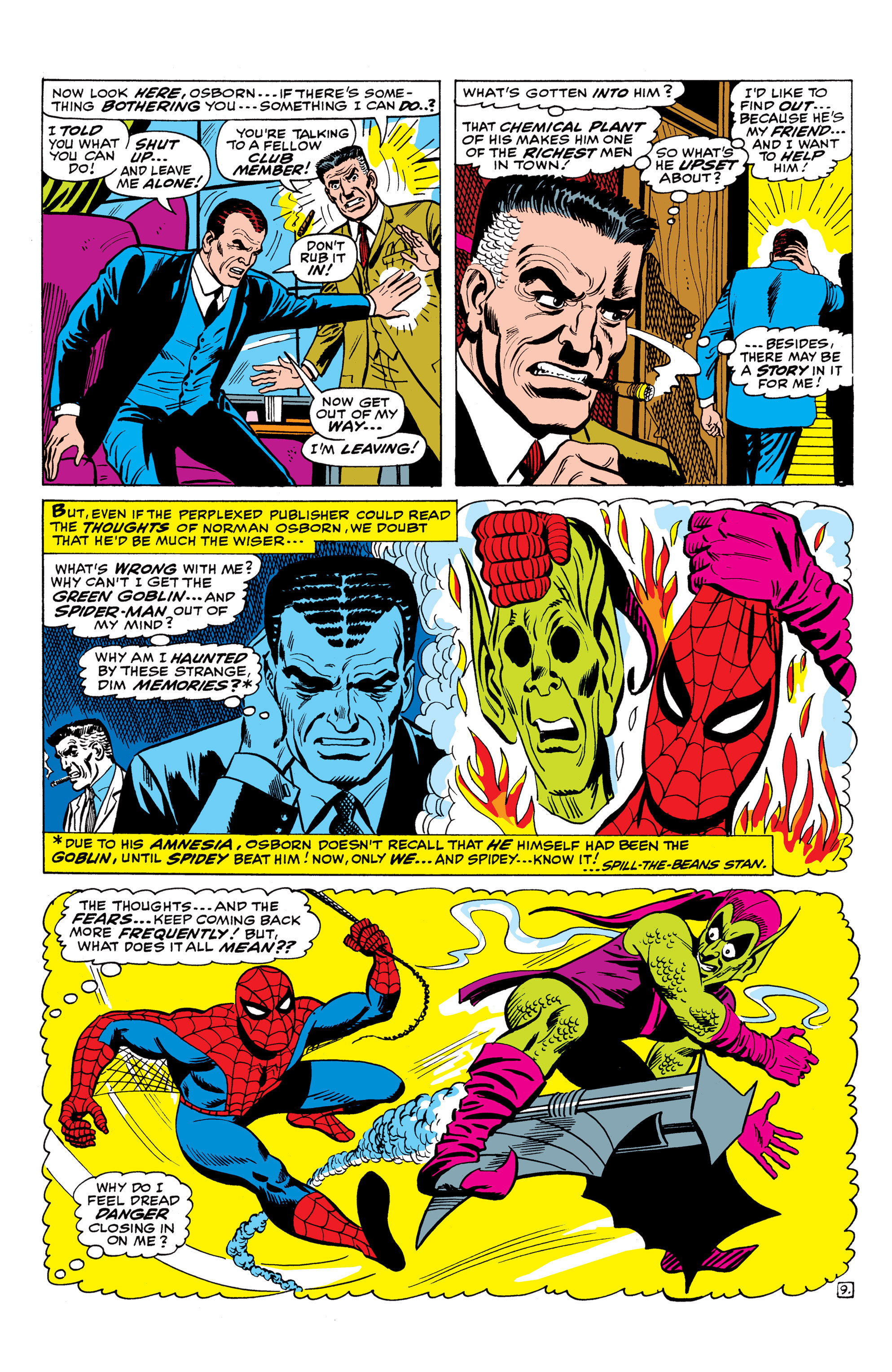 The Amazing Spider-Man (1963) 62 Page 9