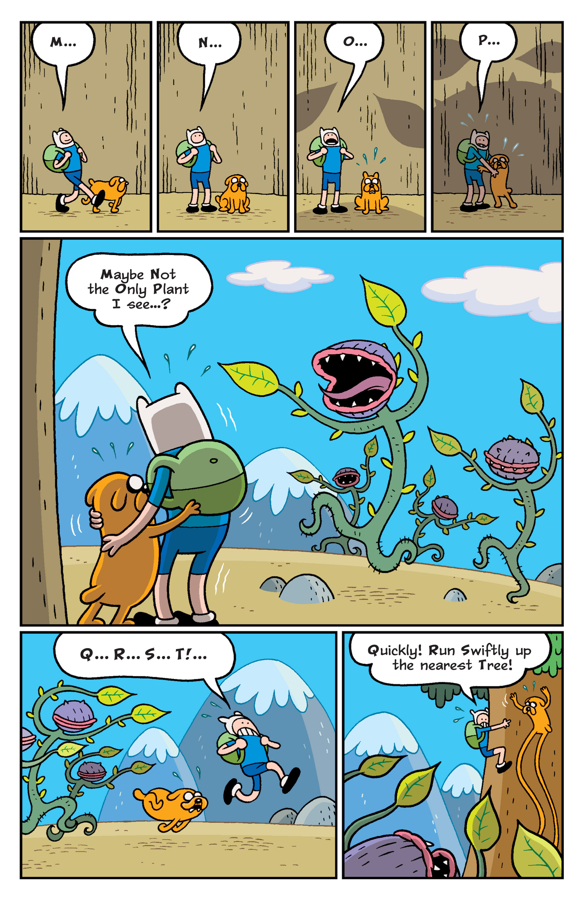 Read online Adventure Time comic -  Issue #Adventure Time _Annual 1 - 9