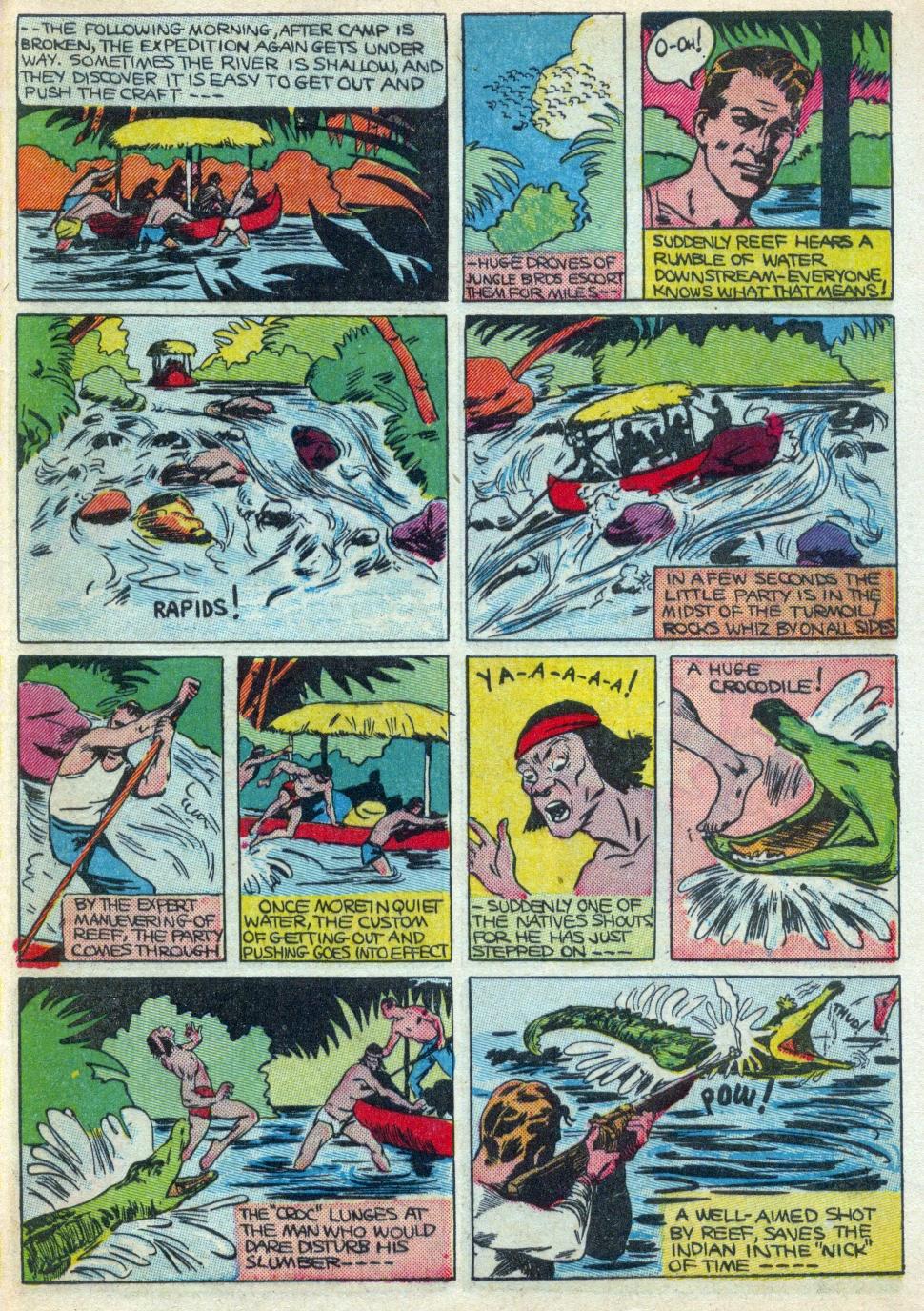 Read online Amazing Man Comics comic -  Issue #15 - 54