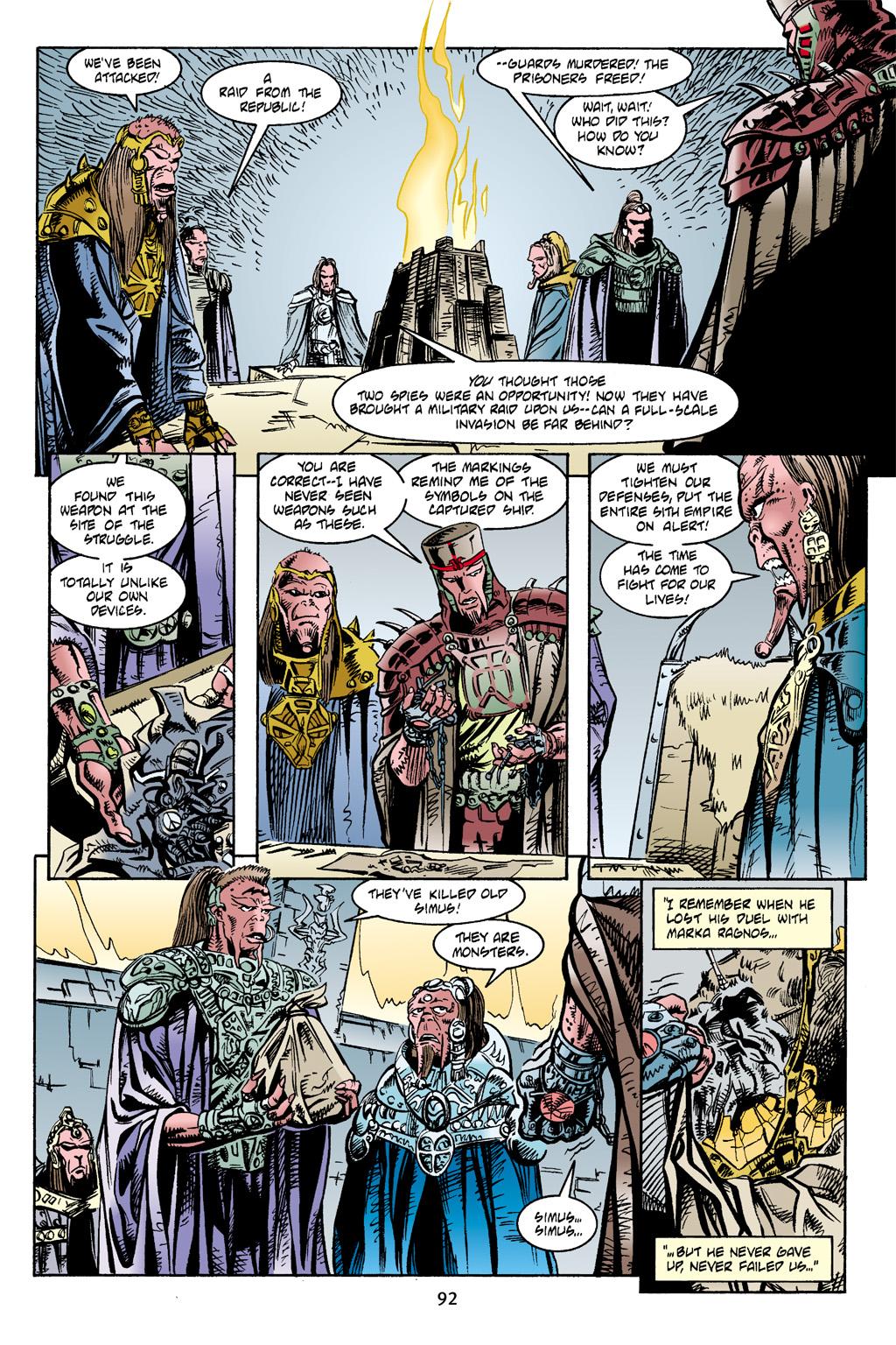 Read online Star Wars Omnibus comic -  Issue # Vol. 4 - 89