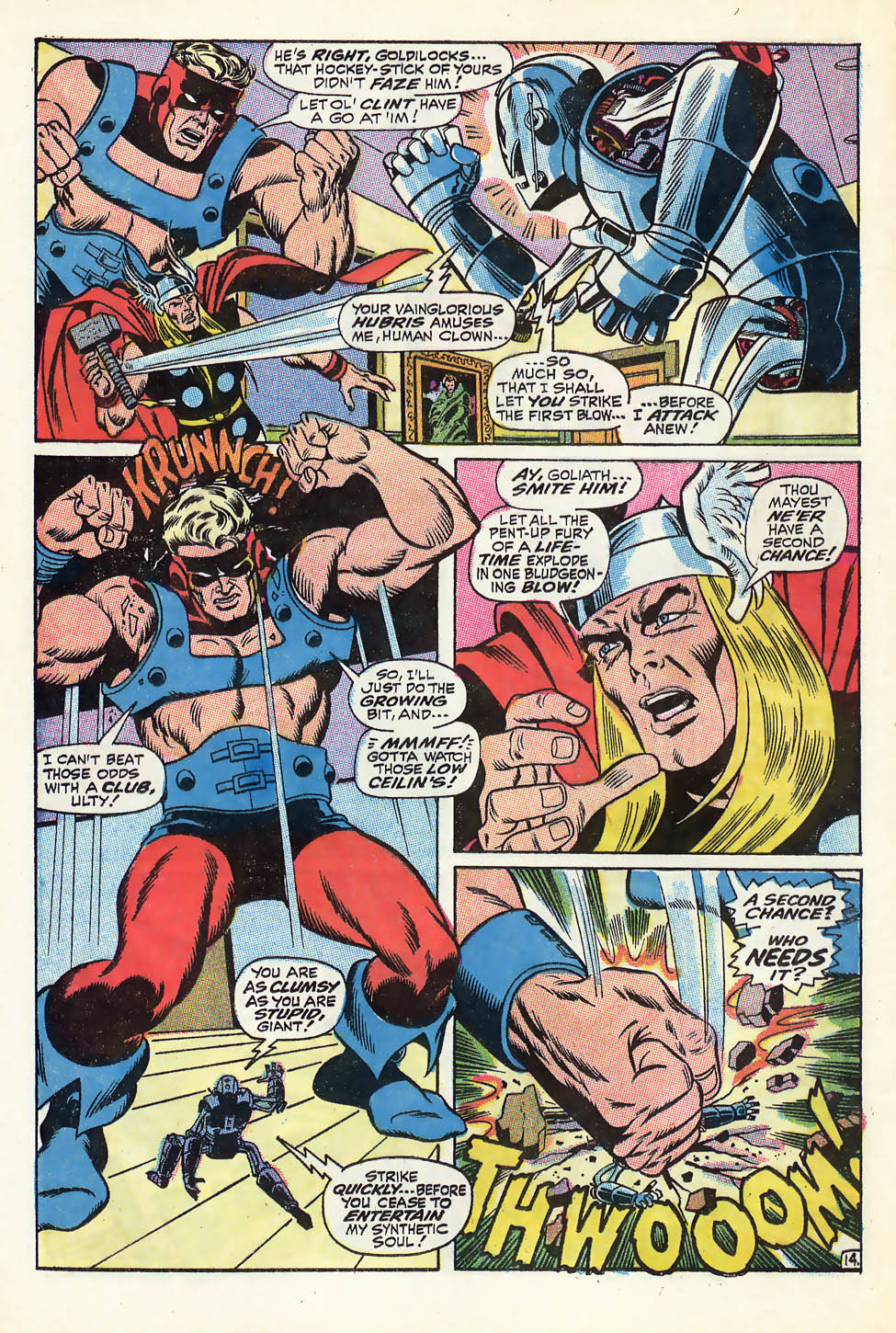 The Avengers (1963) 68 Page 14