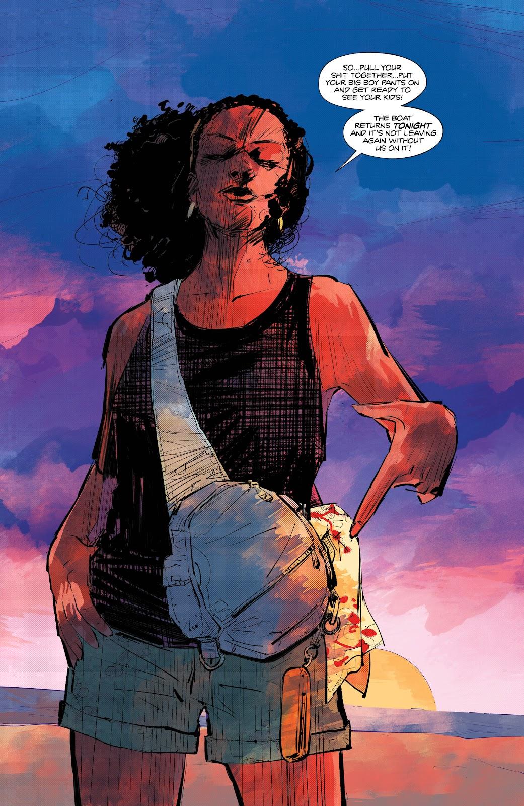 Read online Resonant comic -  Issue #5 - 21