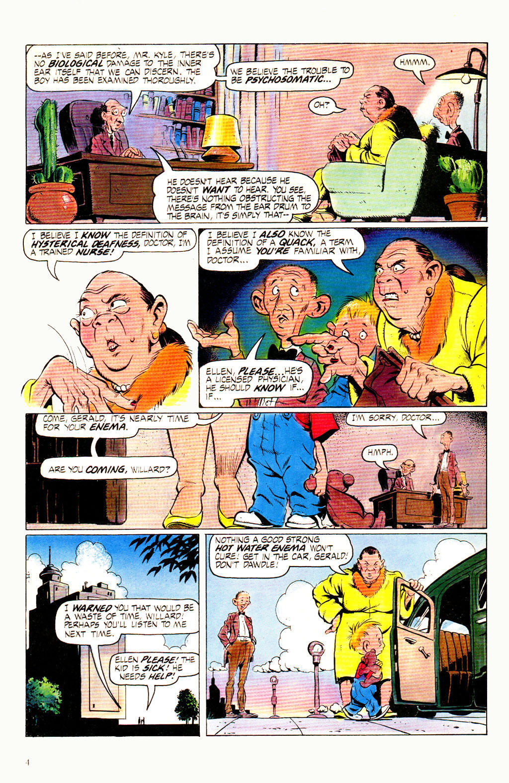 Read online Twisted Tales (1982) comic -  Issue #8 - 6