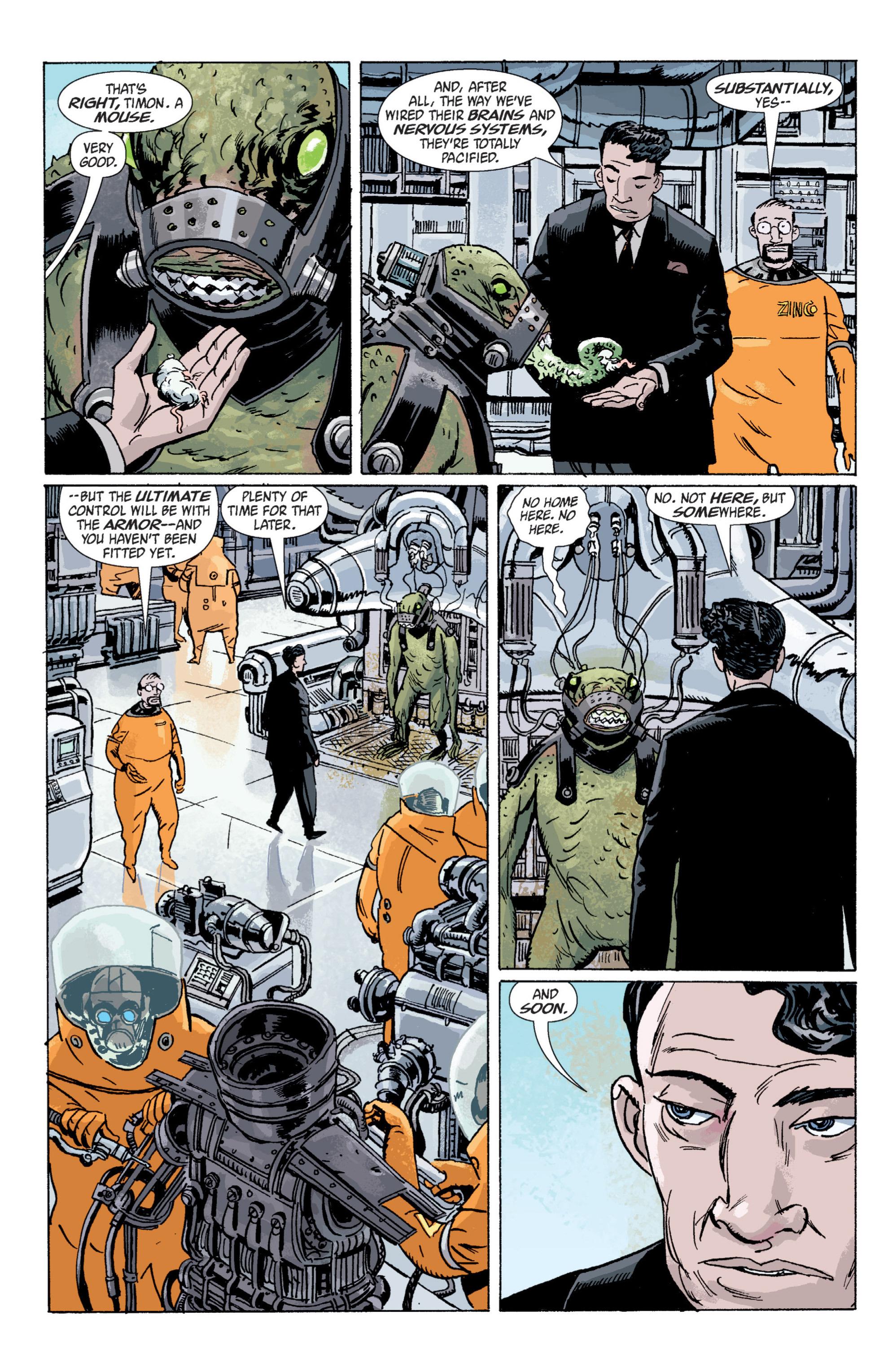 Read online B.P.R.D. (2003) comic -  Issue # TPB 5 - 43