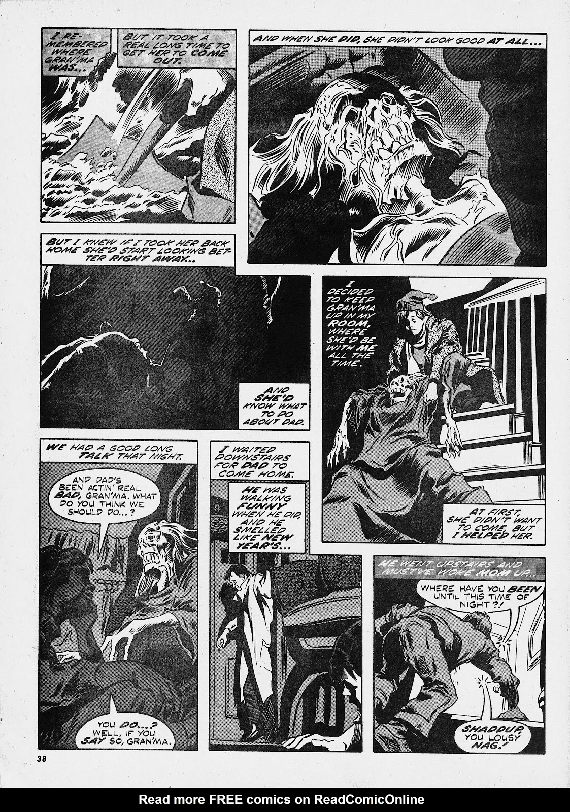 Haunt of Horror issue 2 - Page 38