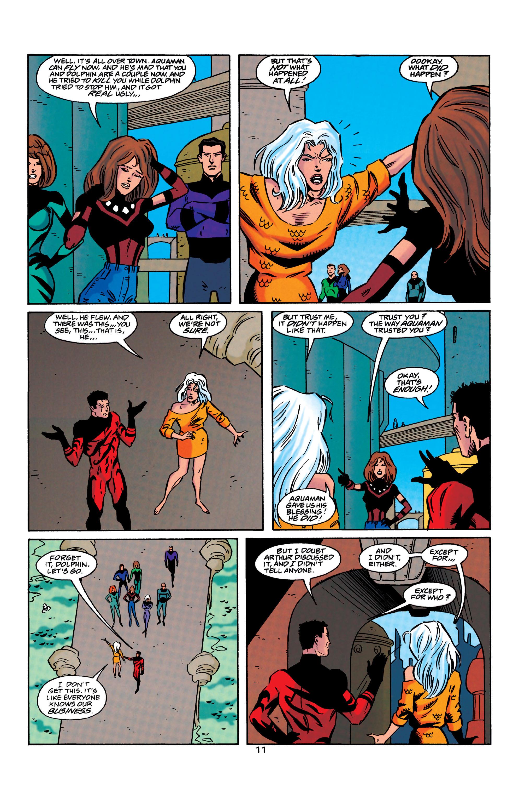 Read online Aquaman (1994) comic -  Issue #40 - 12