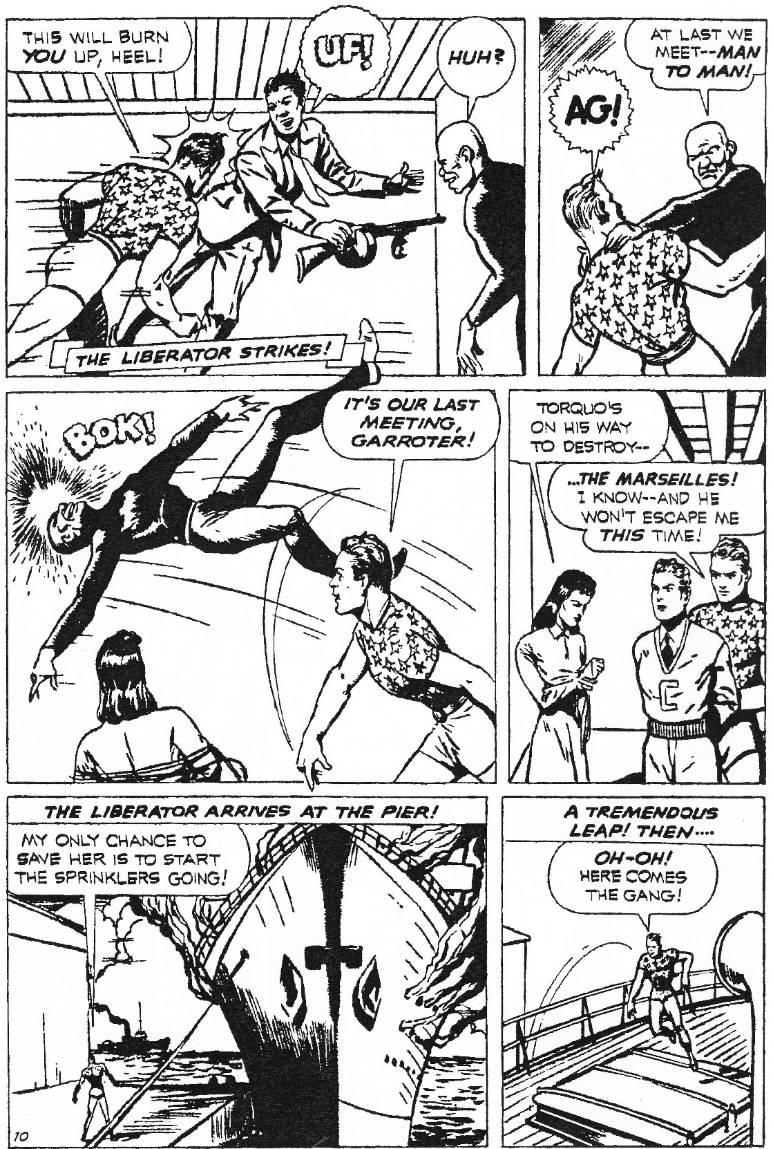 Read online Men of Mystery Comics comic -  Issue #84 - 80