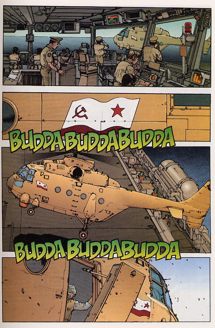 Read online Akira comic -  Issue #24 - 11