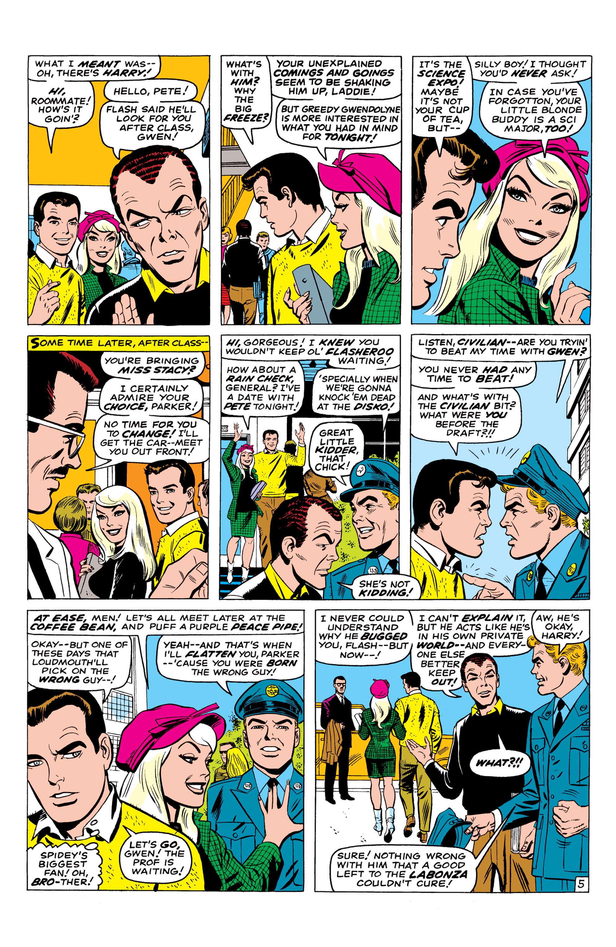 The Amazing Spider-Man (1963) 53 Page 5