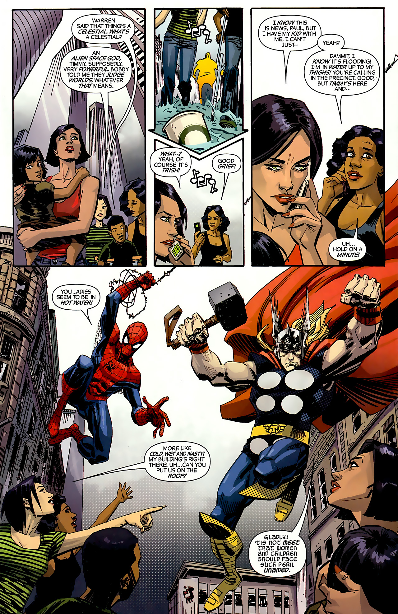 Read online X-Factor Forever comic -  Issue #3 - 6