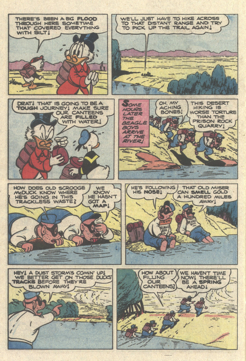Read online Uncle Scrooge (1953) comic -  Issue #217 - 20