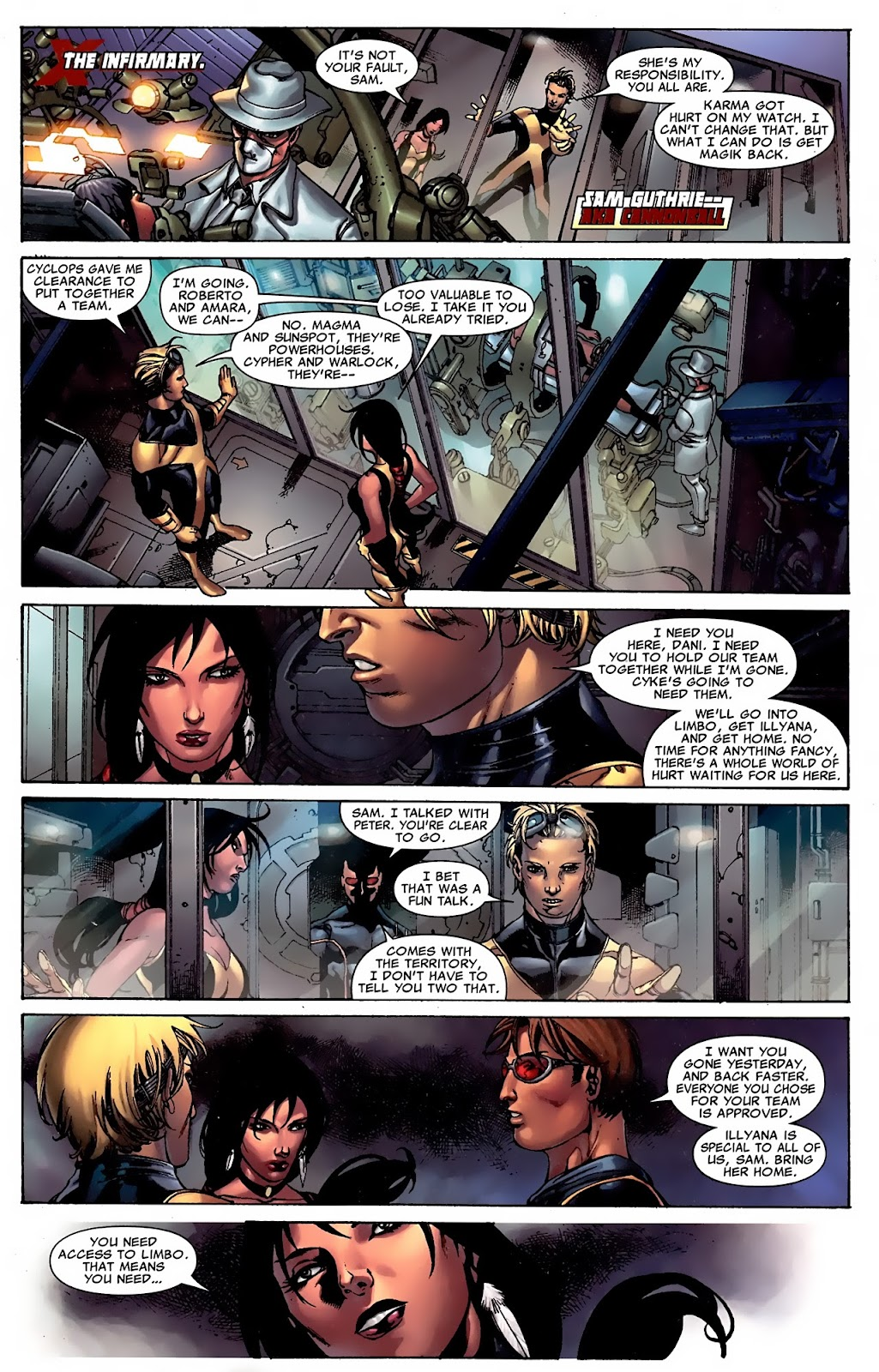 Read online X-Men: Second Coming Revelations comic -  Issue # TPB (Part 1) - 75
