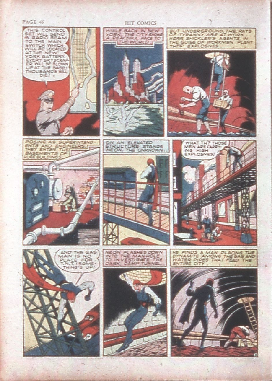 Read online Hit Comics comic -  Issue #15 - 48