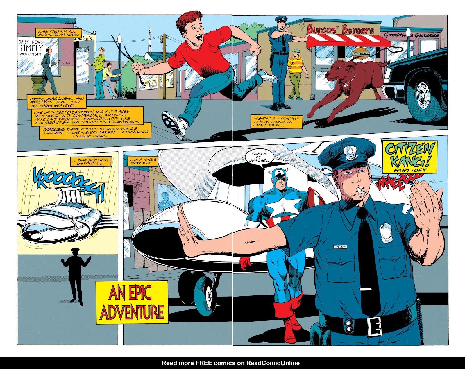Read online Avengers: Citizen Kang comic -  Issue # TPB (Part 1) - 5