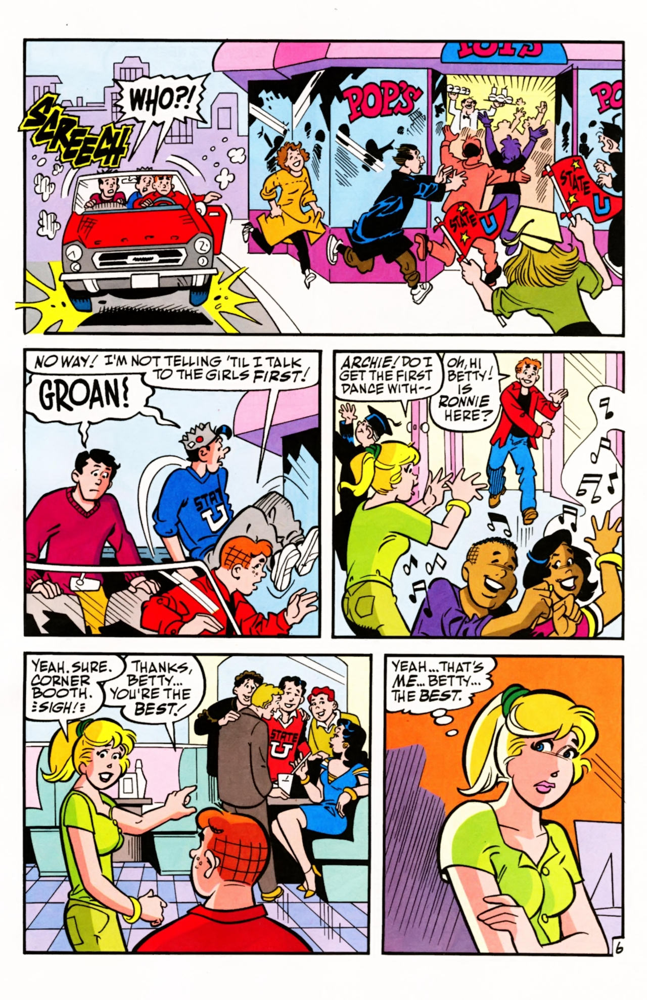 Read online Archie (1960) comic -  Issue #603 - 11
