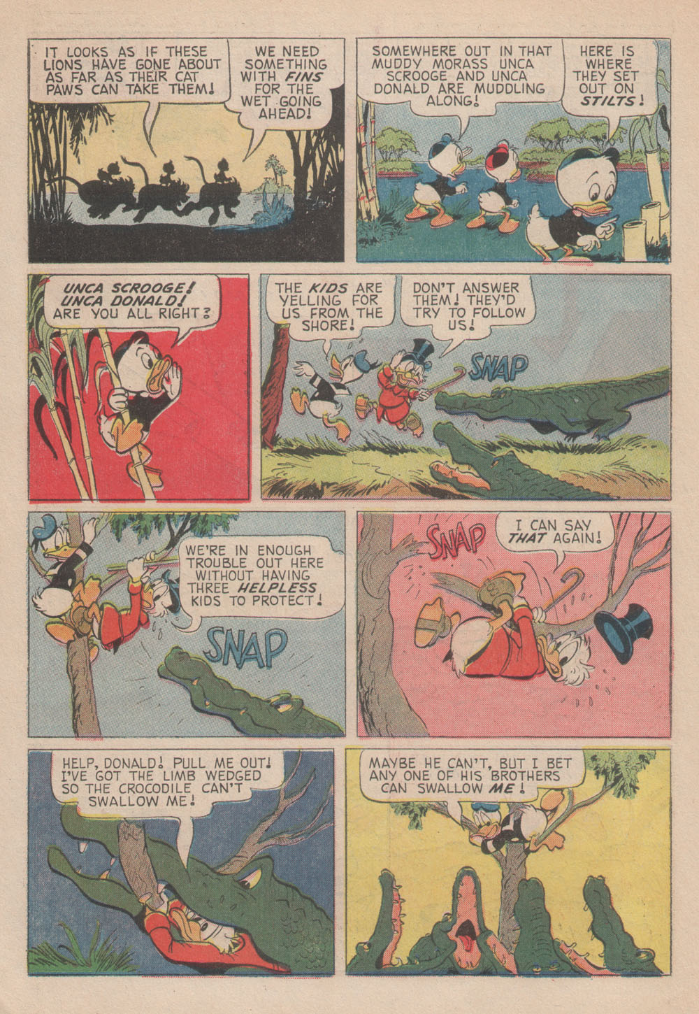 Read online Uncle Scrooge (1953) comic -  Issue #61 - 14