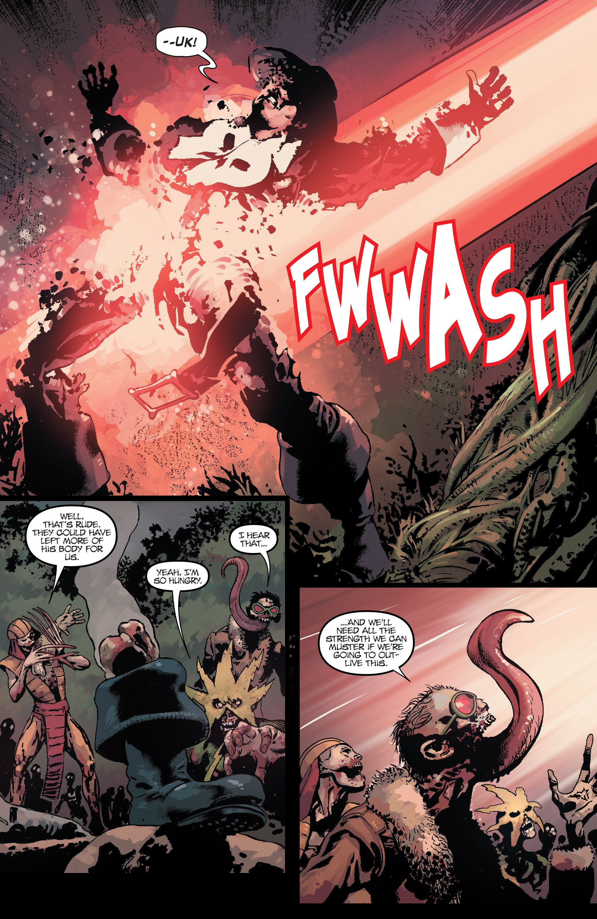 Read online Age of Ultron Vs. Marvel Zombies comic -  Issue #2 - 5