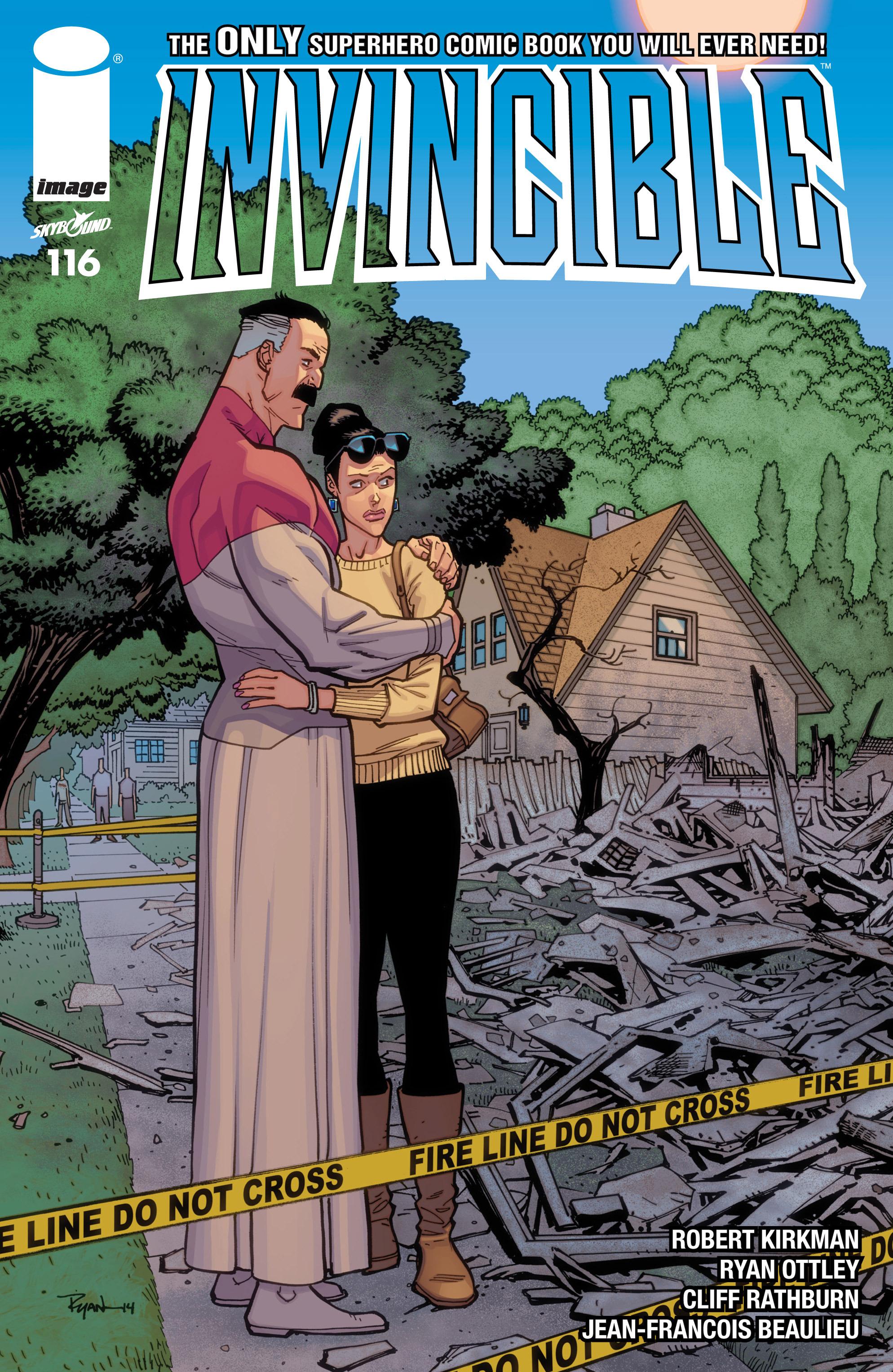 Invincible 116 Page 1