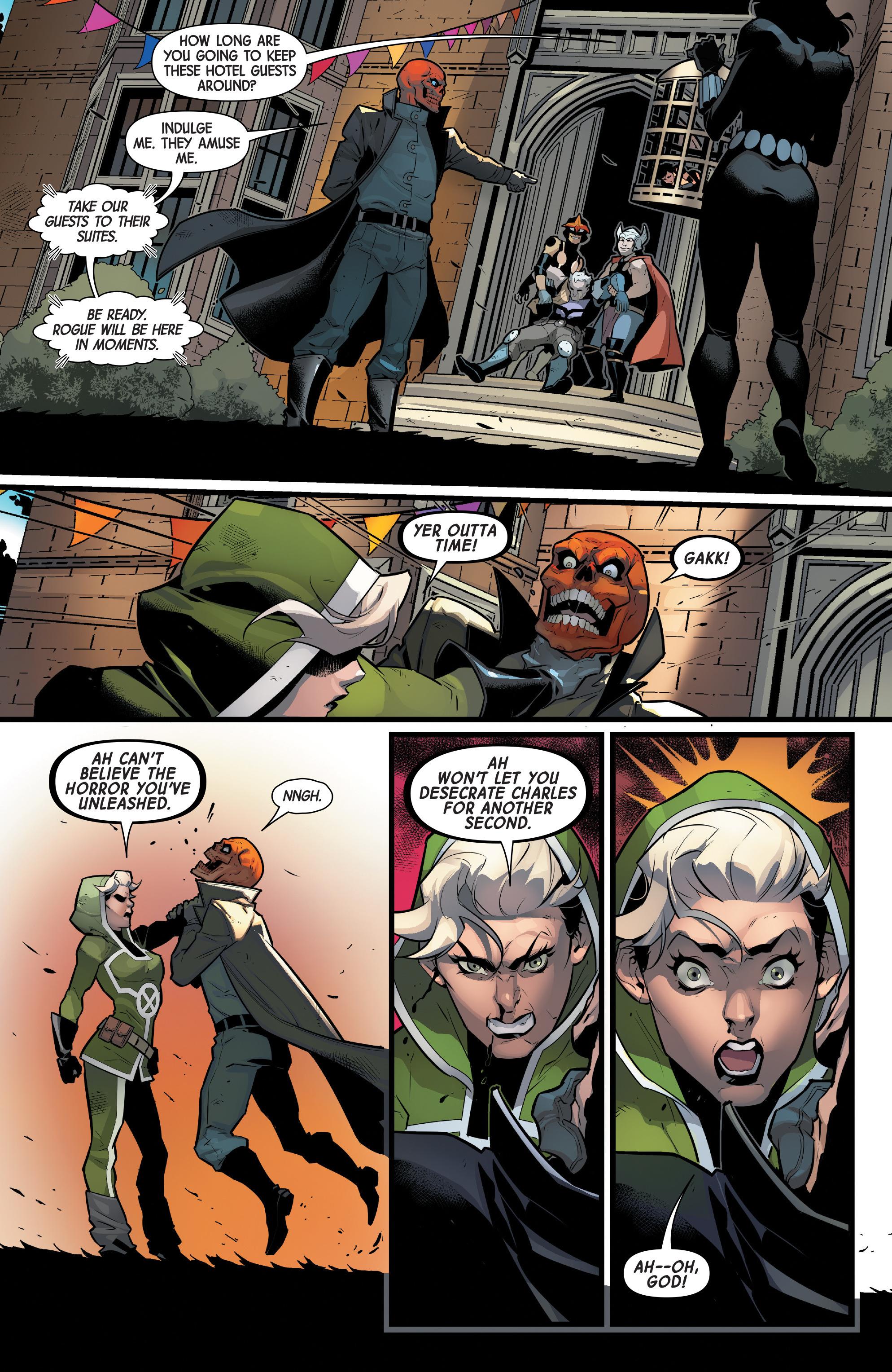 Read online Uncanny Avengers [II] comic -  Issue #18 - 19