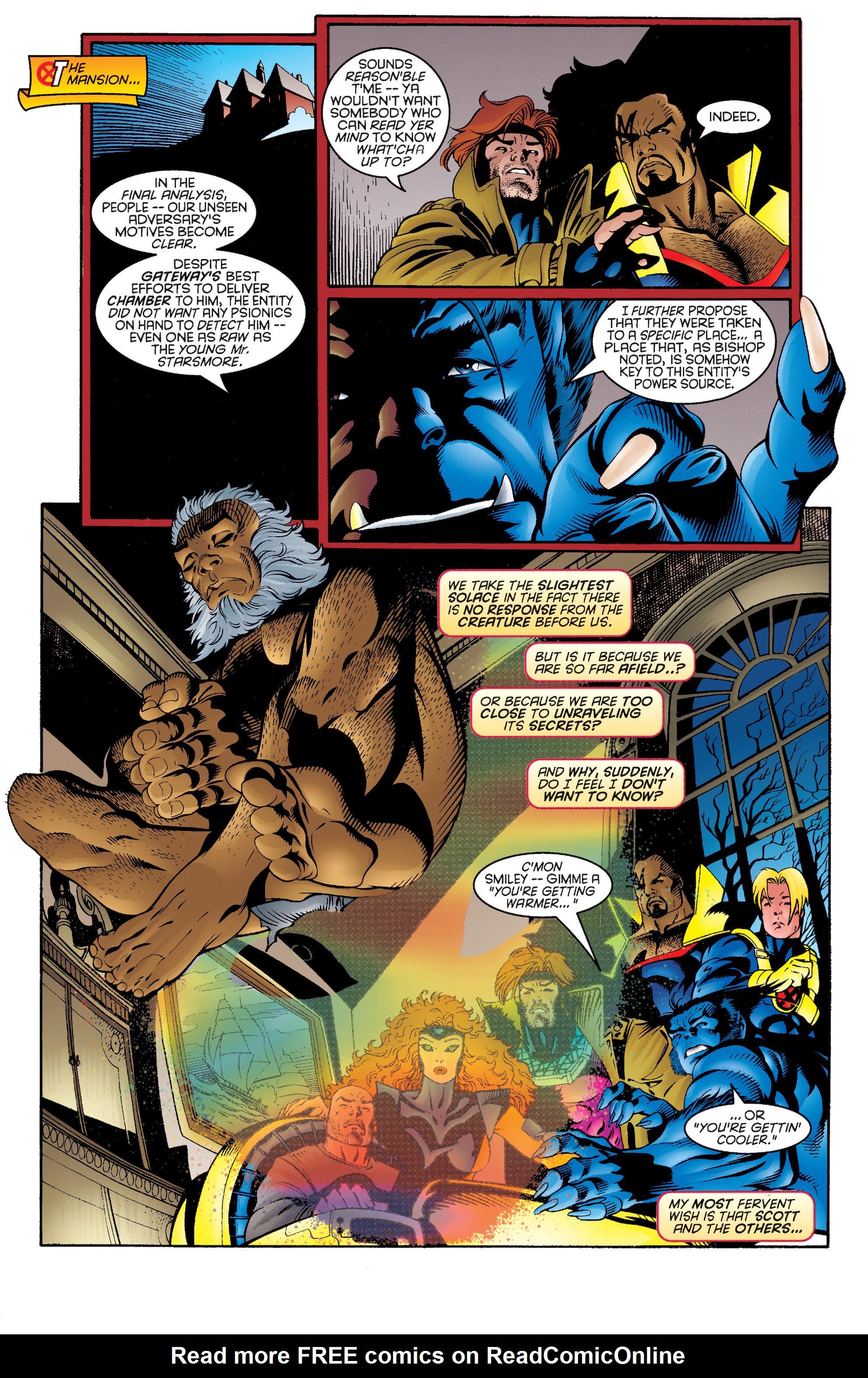 X-Men (1991) 50 Page 30