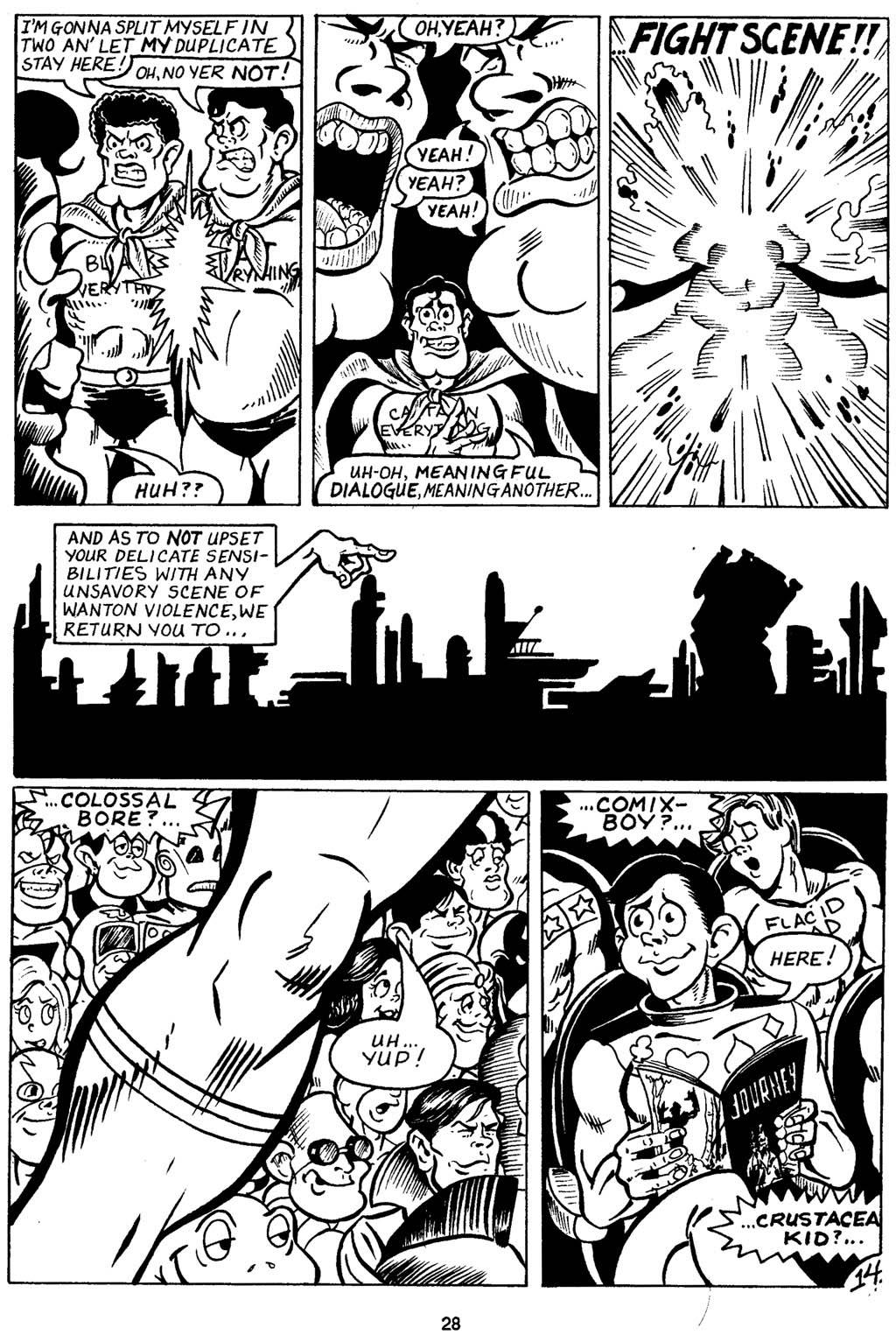 Read online Normalman - The Novel comic -  Issue # TPB (Part 1) - 33