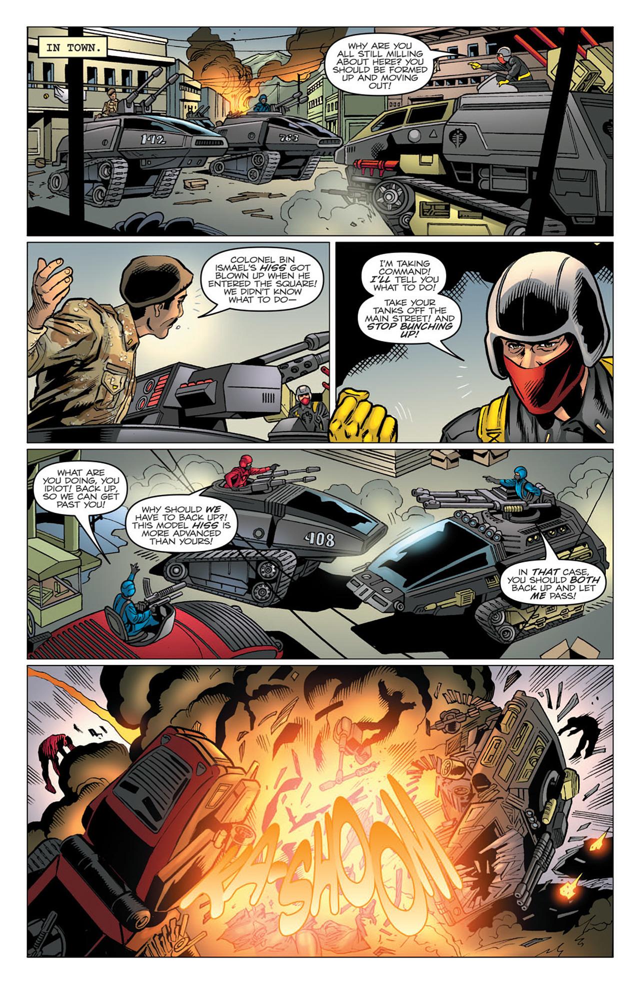G.I. Joe: A Real American Hero 174 Page 9