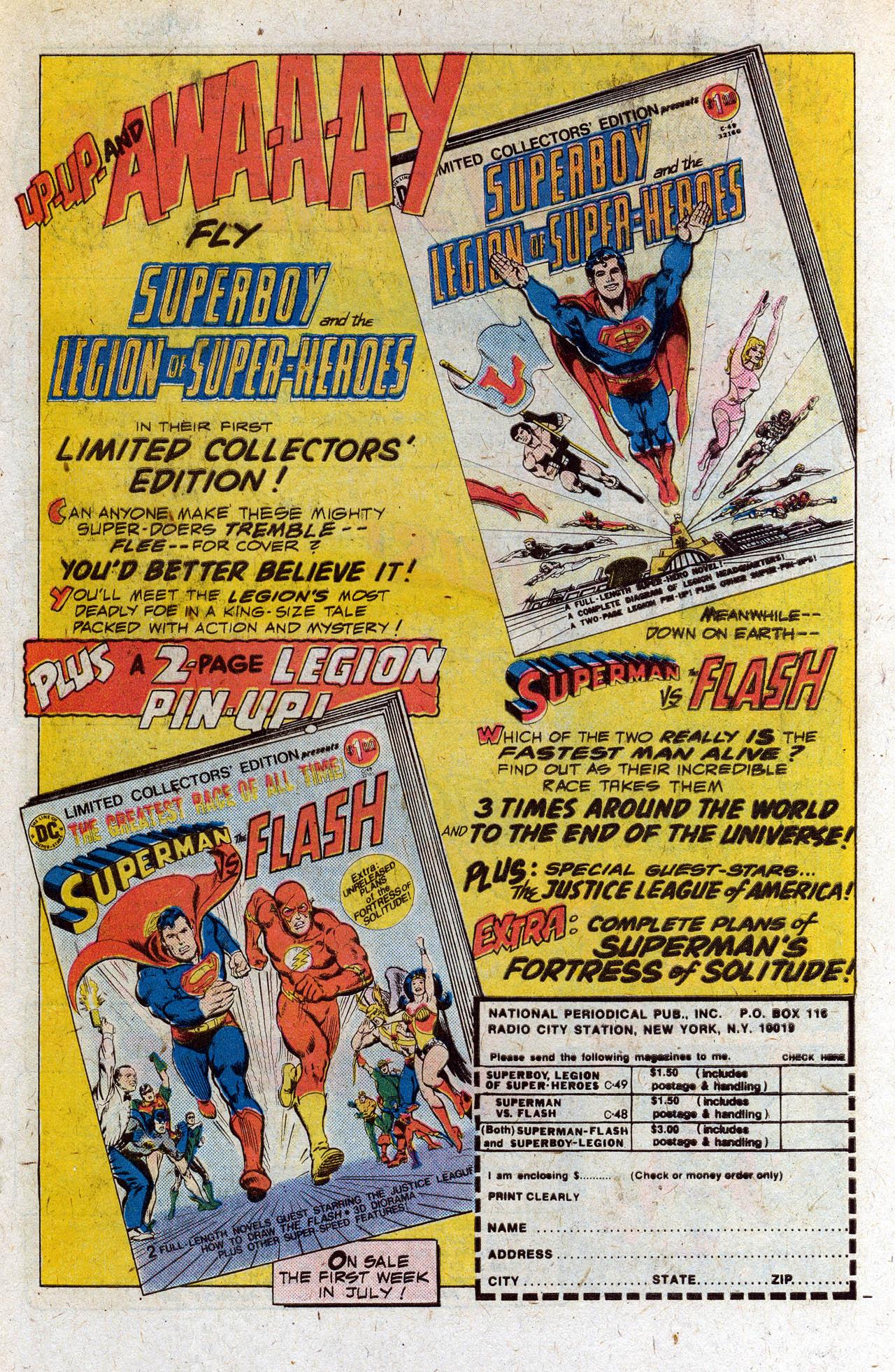 Read online Secret Society of Super-Villains comic -  Issue #3 - 18