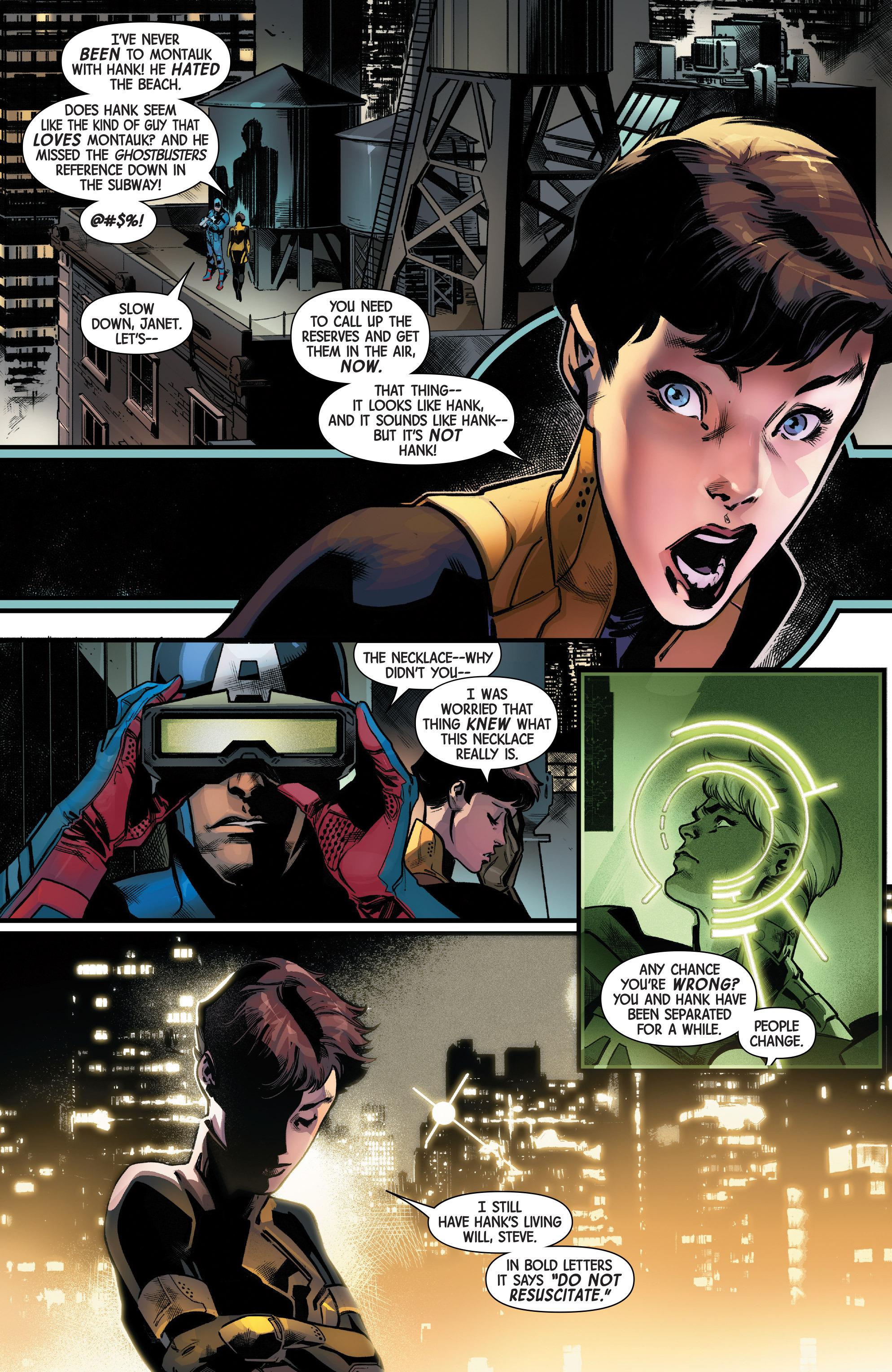 Read online Uncanny Avengers [II] comic -  Issue #10 - 11