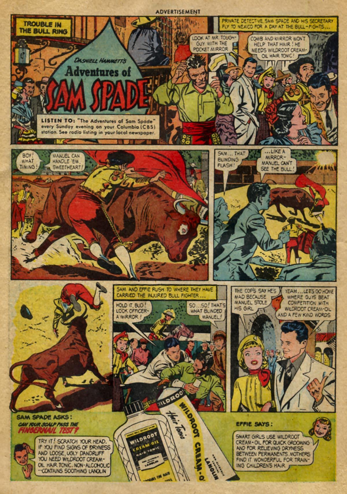 Read online Adventure Comics (1938) comic -  Issue #141 - 14