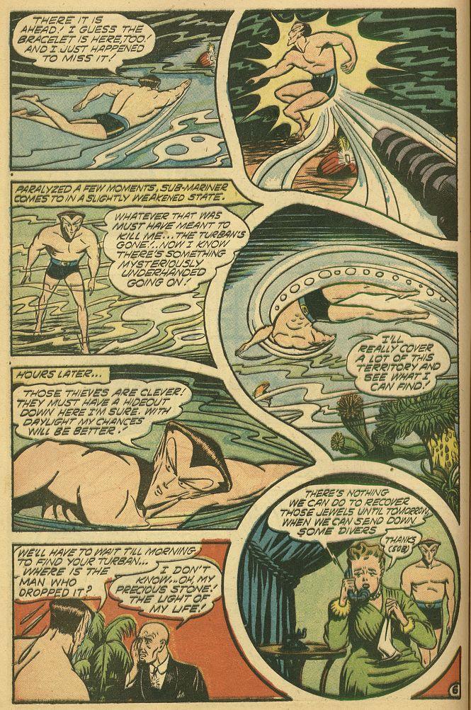 Read online All-Winners Comics comic -  Issue #14 - 7