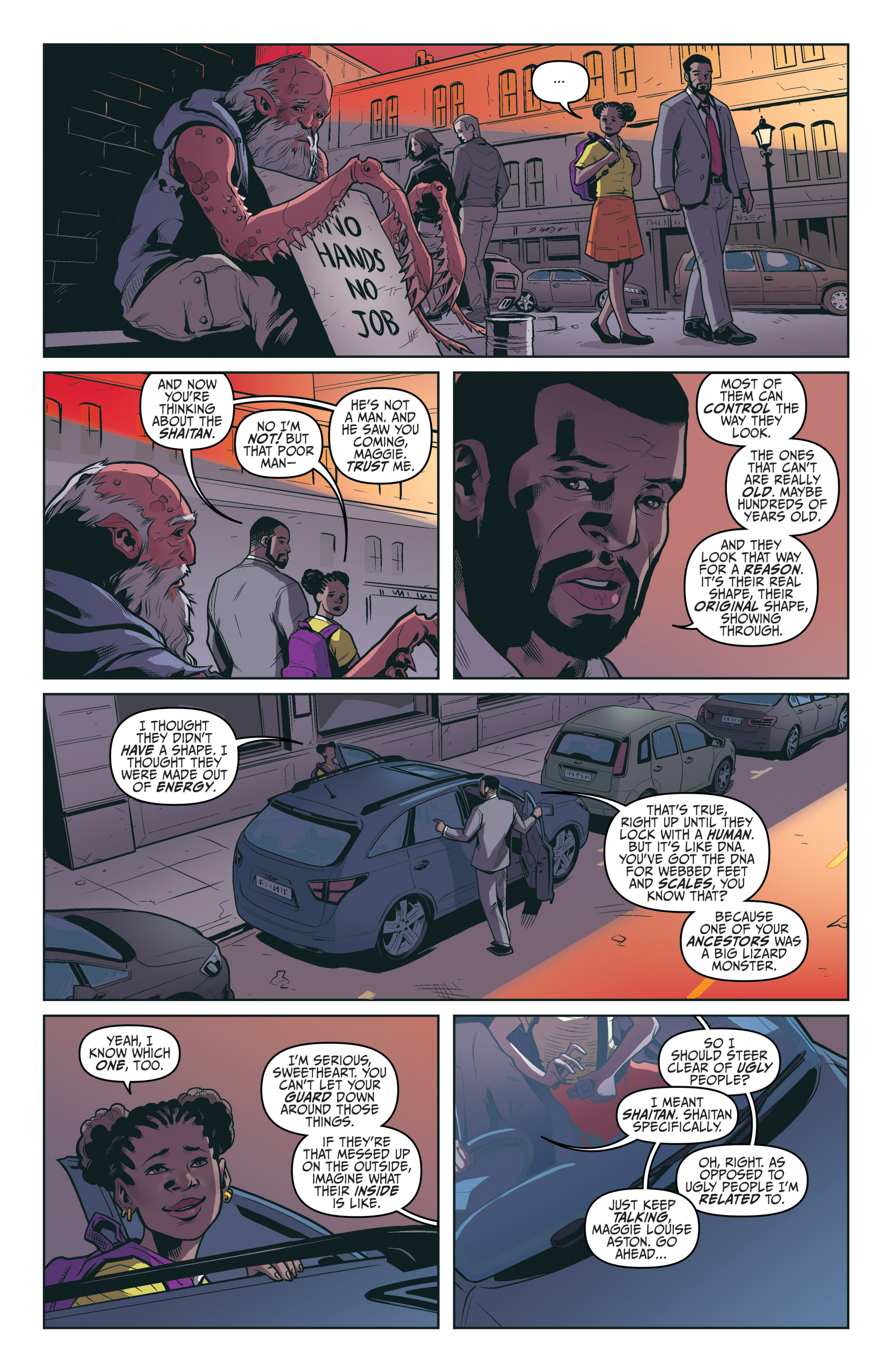 Read online Night Owl Society comic -  Issue #3 - 35