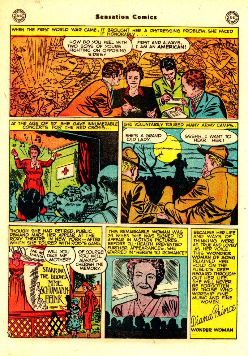 Read online Sensation (Mystery) Comics comic -  Issue #88 - 33