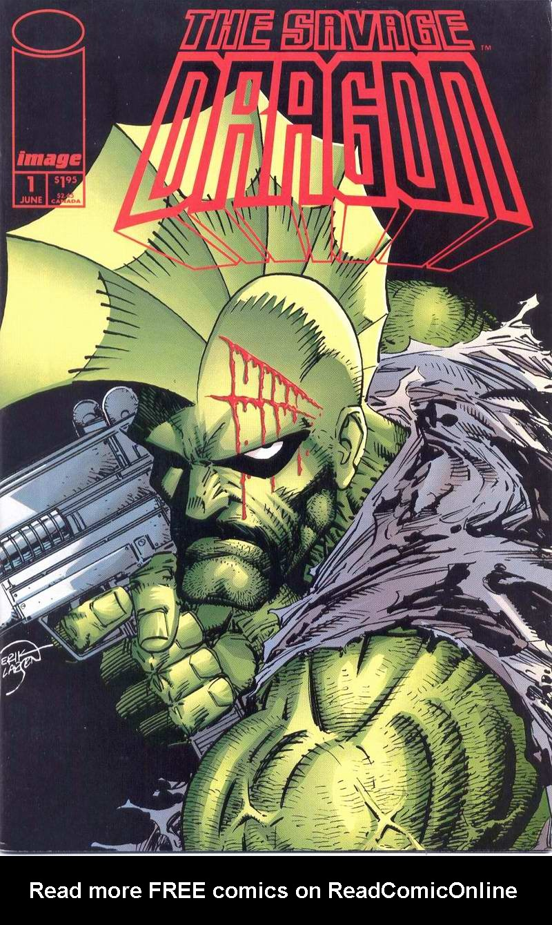 The Savage Dragon (1993) Issue #1 #3 - English 1