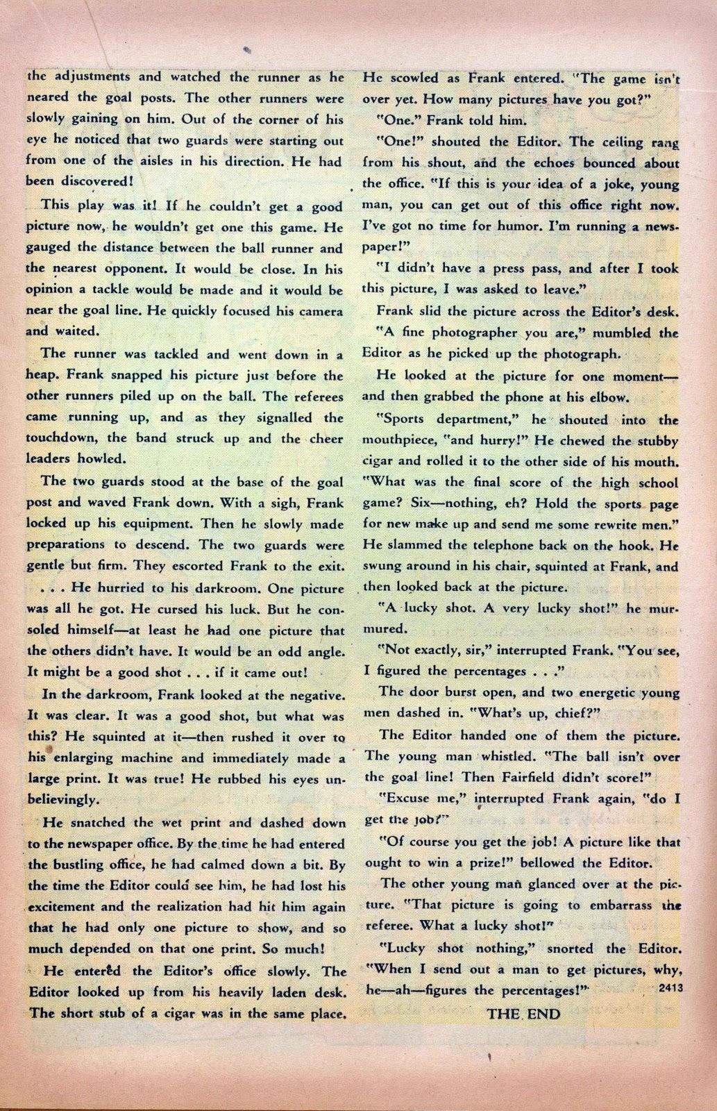 Tessie the Typist issue 16 - Page 23