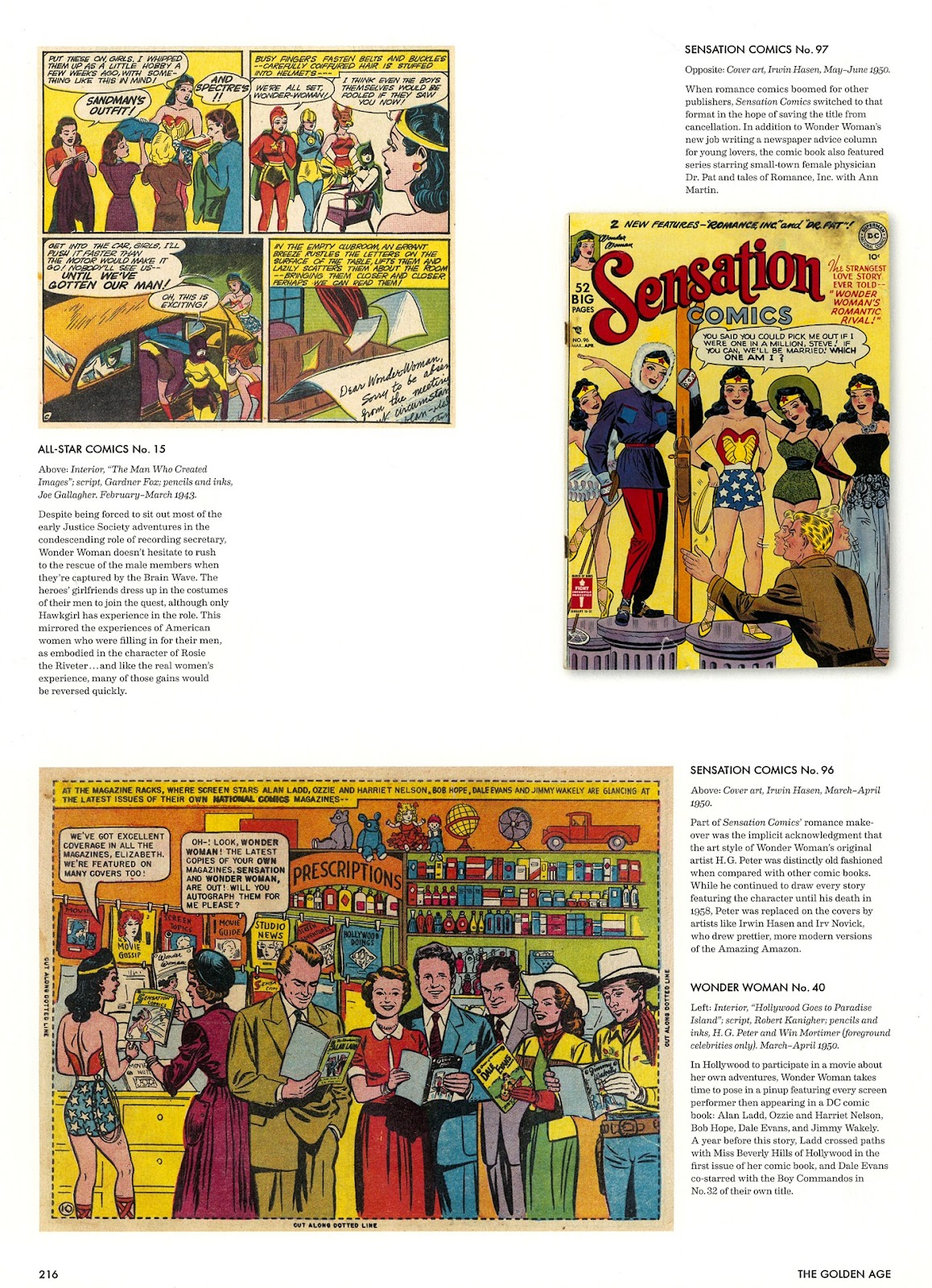 Read online 75 Years Of DC Comics comic -  Issue # TPB (Part 3) - 28