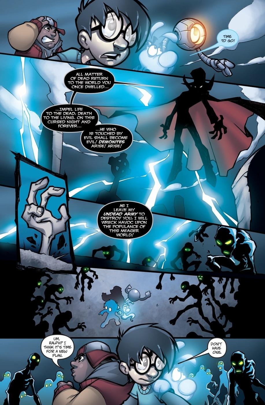 Read online Ralph Filmore comic -  Issue # Full - 43