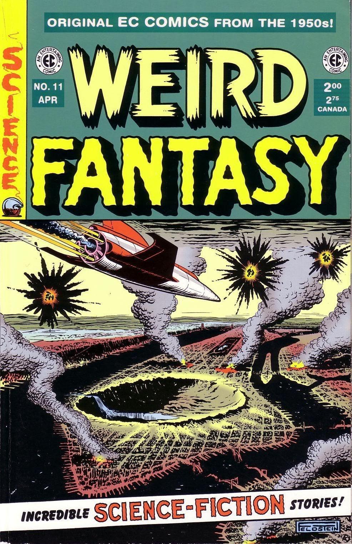 Weird Fantasy (1951) issue 11 - Page 1