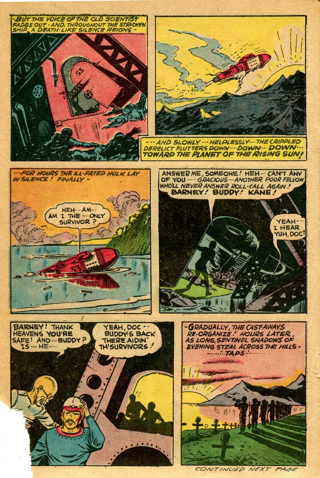 Read online Famous Funnies comic -  Issue #127 - 6