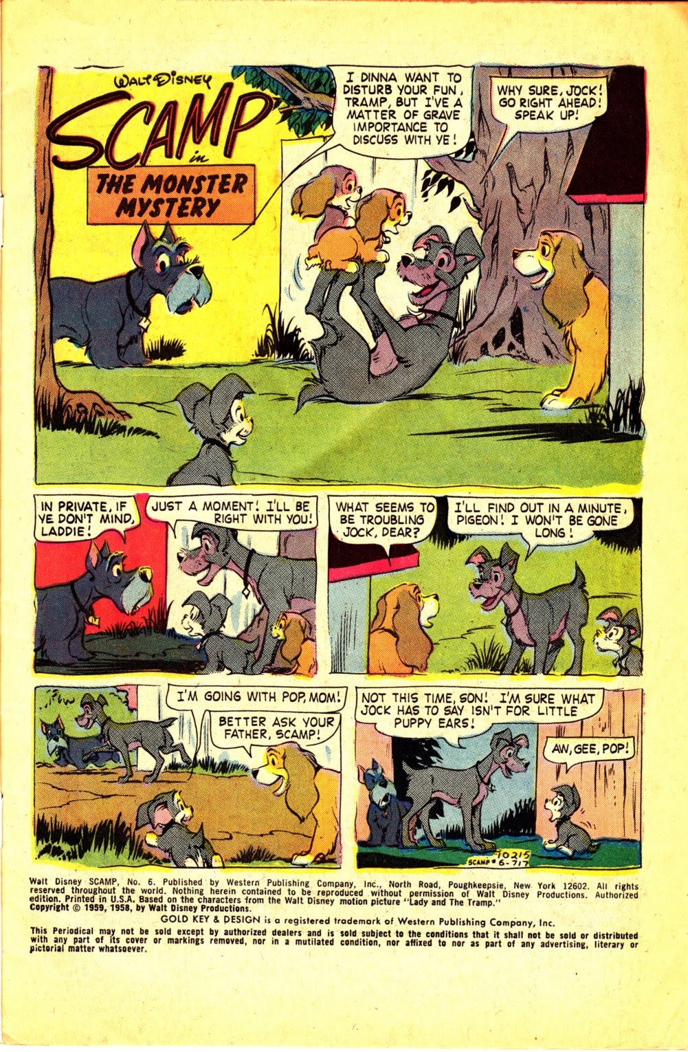 Scamp (1967) issue 6 - Page 3
