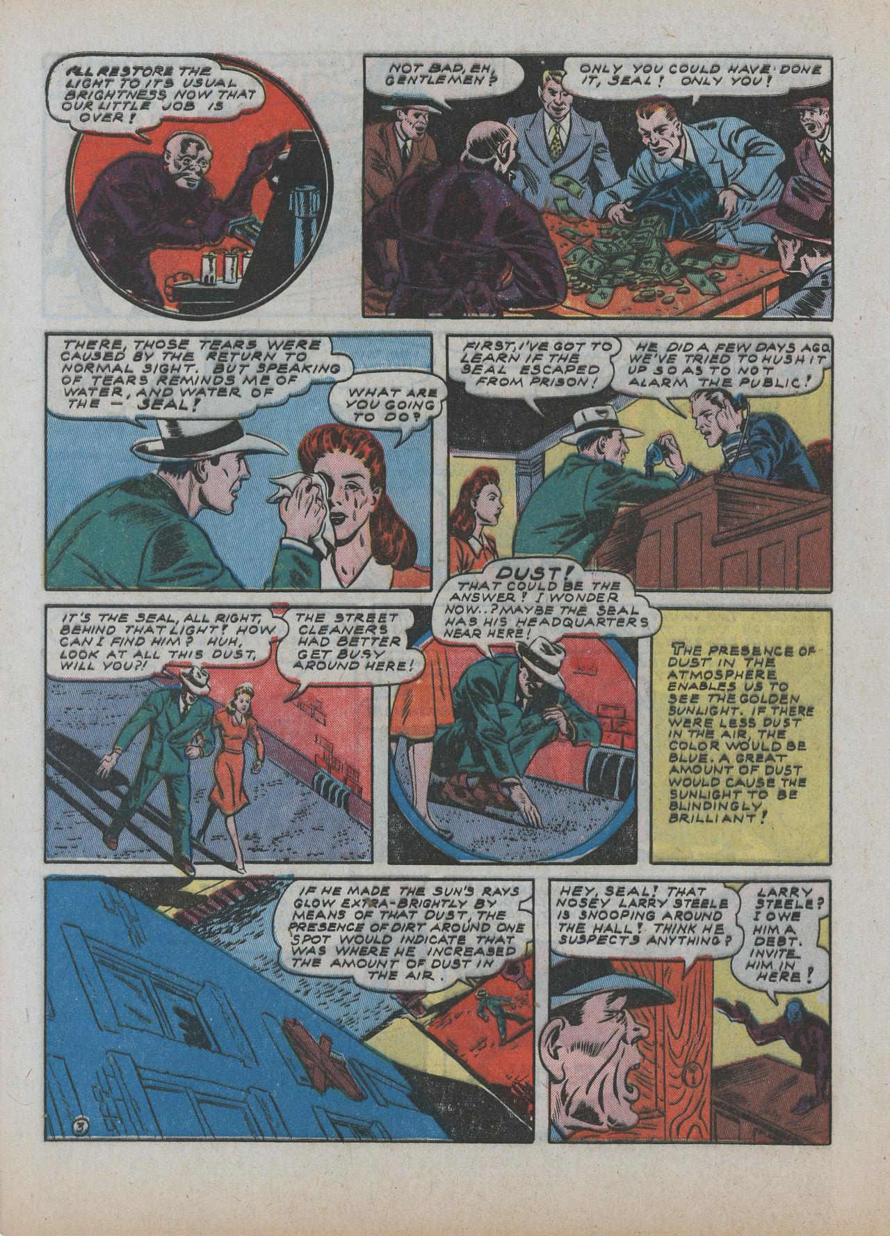 Read online Detective Comics (1937) comic -  Issue #63 - 54