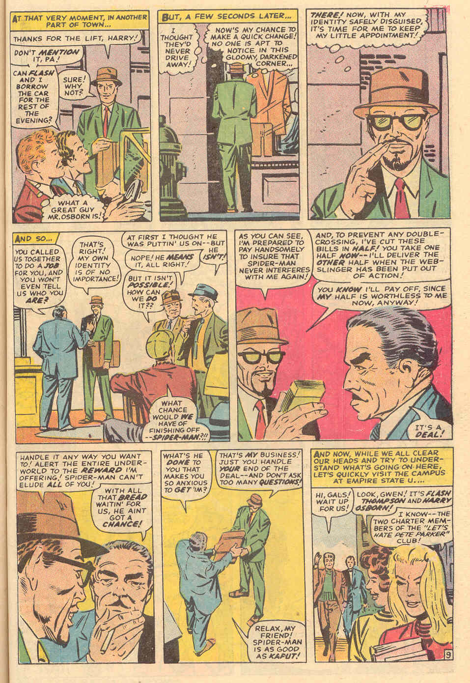 The Amazing Spider-Man (1963) _Annual_7 Page 39