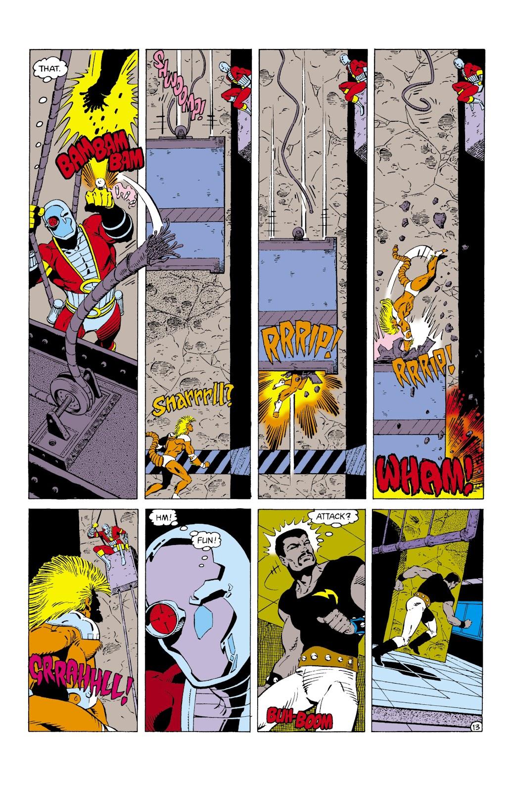 Suicide Squad (1987) Issue #2 #3 - English 14