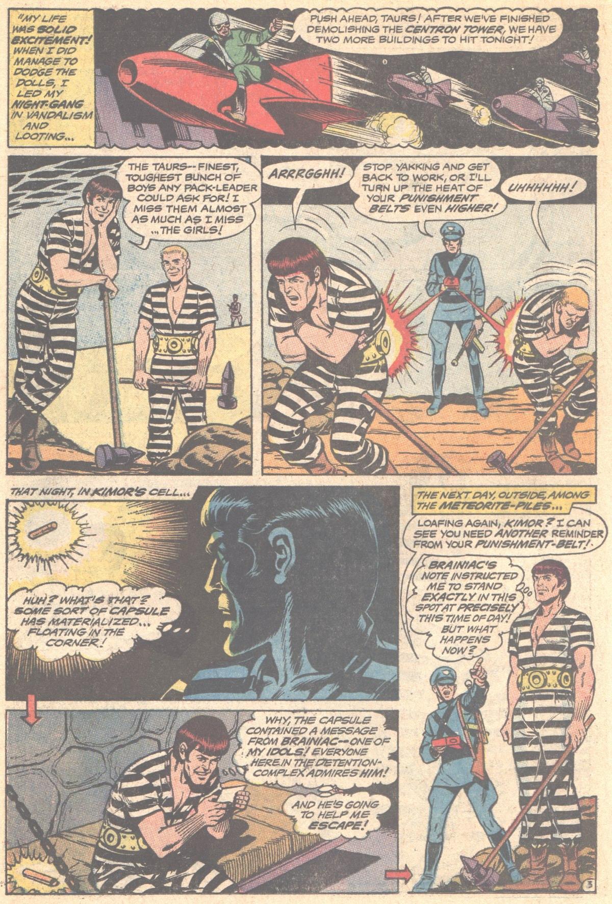 Read online Adventure Comics (1938) comic -  Issue #388 - 22