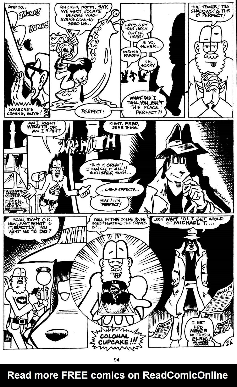 Read online Normalman - The Novel comic -  Issue # TPB (Part 1) - 96