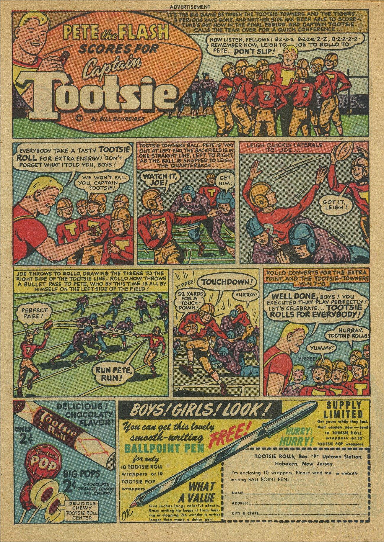 Read online Adventure Comics (1938) comic -  Issue #171 - 13